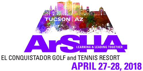 2018 ArSHA Convention Logo