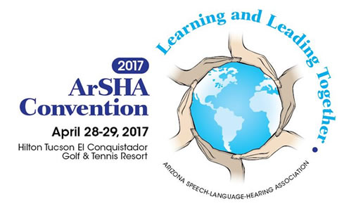 2017 ArSHA Convention Logo